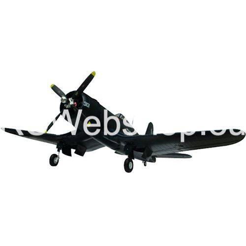 FMS Plane 1400mm Corsair Warbird F4U-4 Blue (V3) PNP kit FMS024-3BL *