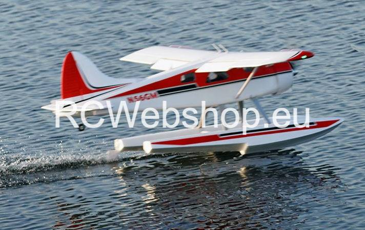 FMS Plane 2000mm Span Beaver V2 PNP kit w/ free reflex system Waterplane incl Floats FMS090V2+FMSFLT002-1 *