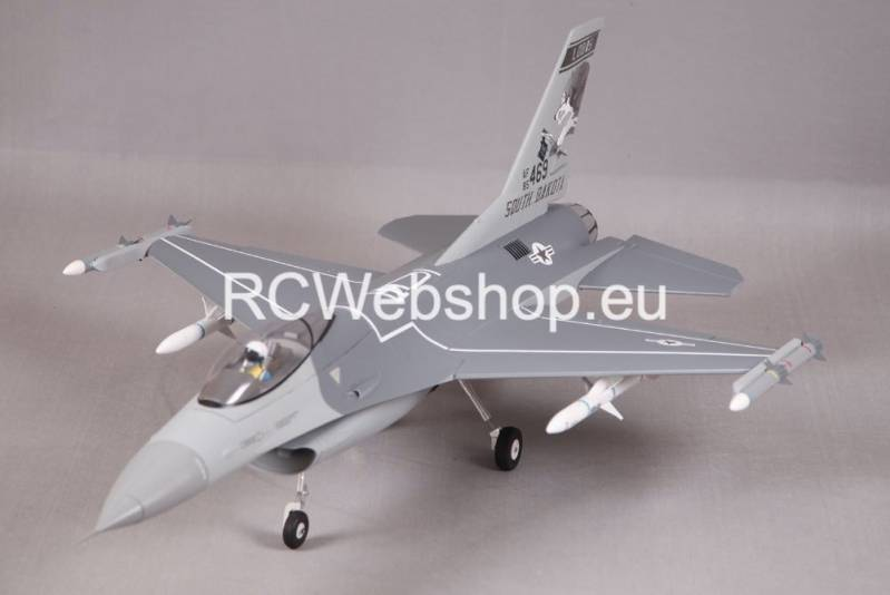 FMS Jet 70mm EDF F-16C (v2) PNP kit 813mm Span FMS102