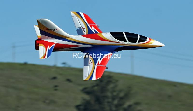 FMS Jet 70mm EDF Avanti V3 PNP kit 1050mm Span FMS127 *