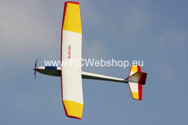 RBC Kits Glider Red Eagle Short kit 2.000mm Span kit # RED01ASP15 **