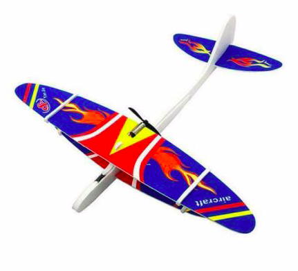 TER REVIEW USB plane Ready to fly  (random color)