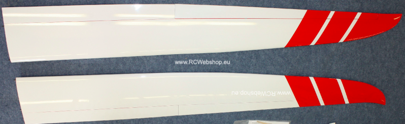 Valenta model part for plane #31 Alcor Two-piece Wing ******