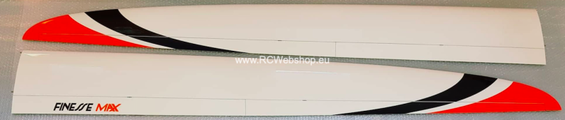 Valenta model part for plane #46 Finesse MAX F3Q Two-piece wing ******