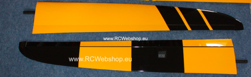 Valenta model part for plane #59 Sharon 4,2  X and V Outer wing left and right Carbon ******