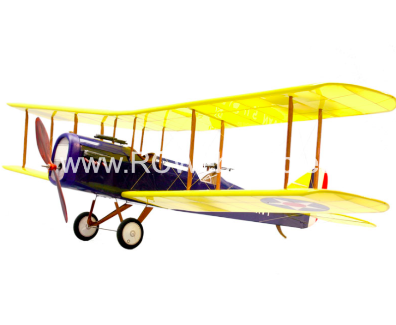 Krick Dumas DH-4 Park Flyer R/C Kit 889mm Span #DS1812 *
