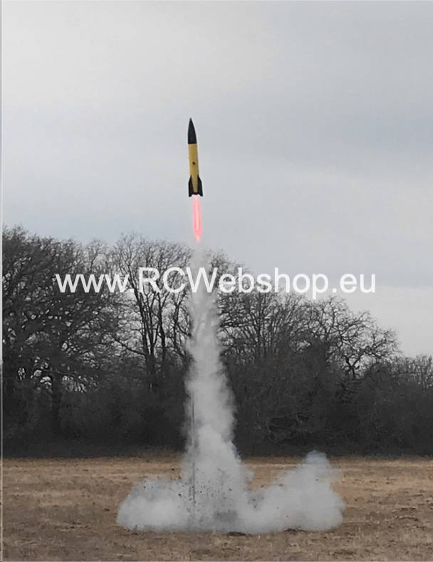 Klima V2 Rocket Raket Rakete 1660mm  **