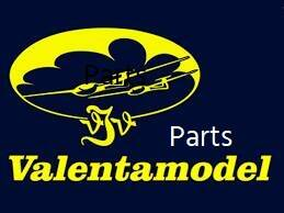 Valenta model part for plane #40 RAY X Wing joiners 5 degree ******