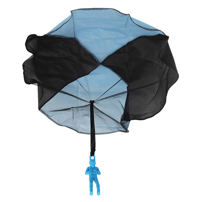 TER REVIEW Parachute, ideal to throw out of your RC Airplane, easy to use multiple times