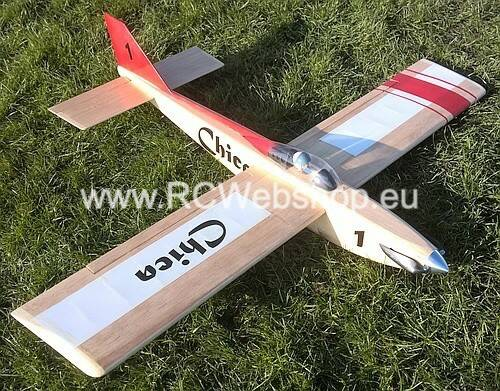 RBC Kits Funflyer Pylonracer Chica 1.000mm Span kit #CHINEQVT40  **