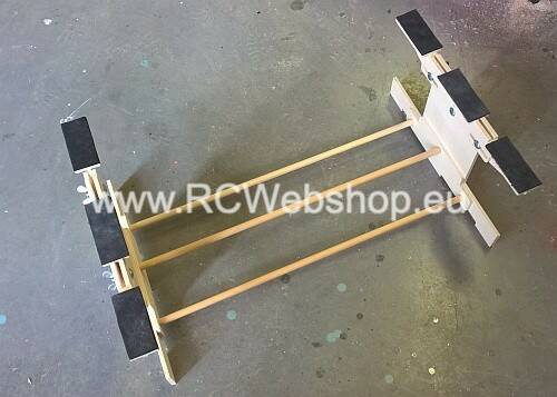 RBC kits Parts Model stand Medium for planes <2 mtr # MODIHO4S2 **