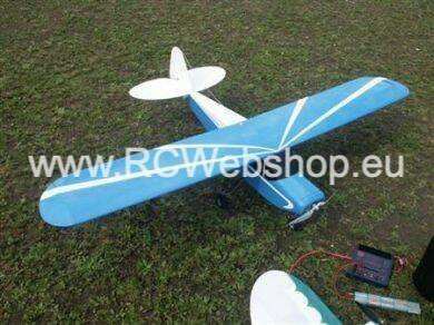 RBC Kits Funflyer The Frechdachs 1.750mm Span kit # FREO4 **