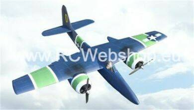 RBC Warbird F7F Tigercat 1.330mm Span kit # TIGN27 **