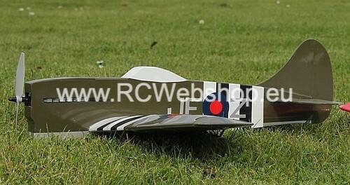 RBC Kits Funflyer Micro Tempest ??mm Span kit # MICAPEEE73 **