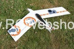RBC Funflyer Viejo Wing 890mm Span kit # VIEZZQJN52 **