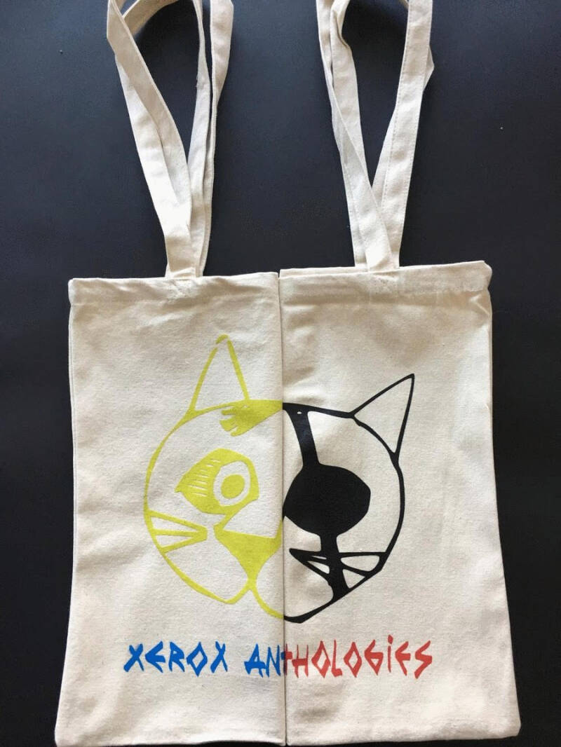 Xerox Anthogolies Tote Bag