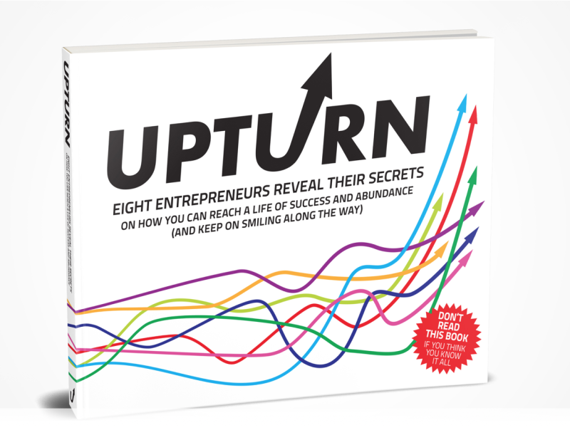 Upturn, the book