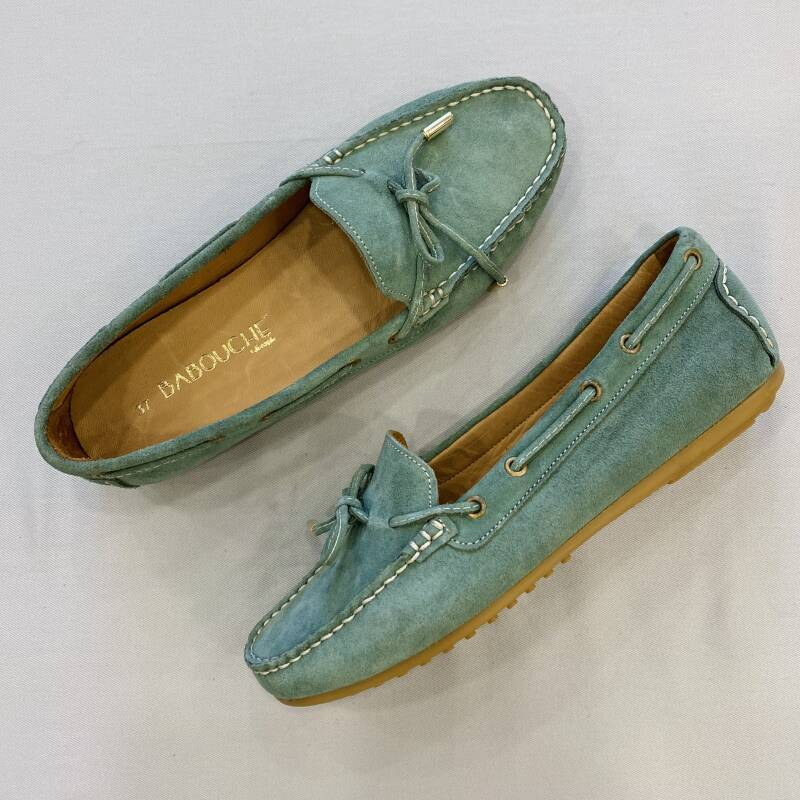 Babouche 03-003-12 loafer mint