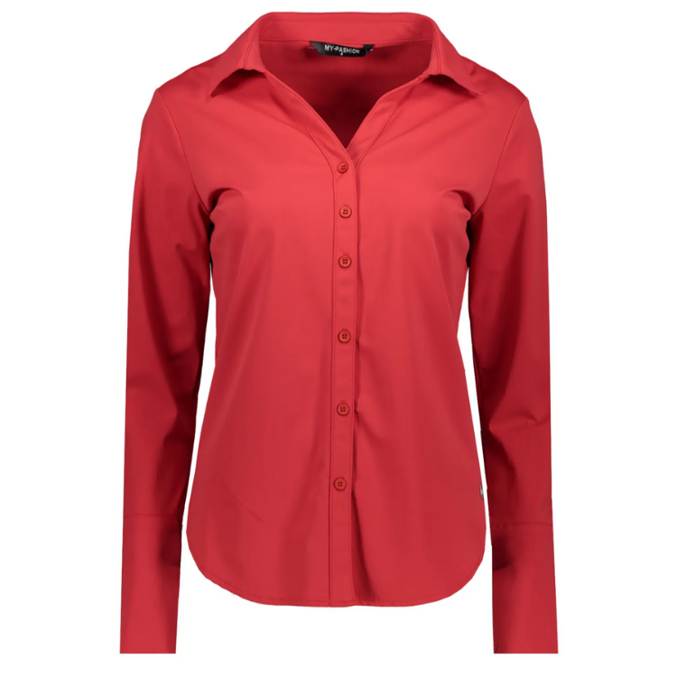 Blouse My Pashion rood