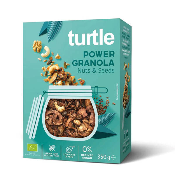 Power Granola Nuts & Seeds