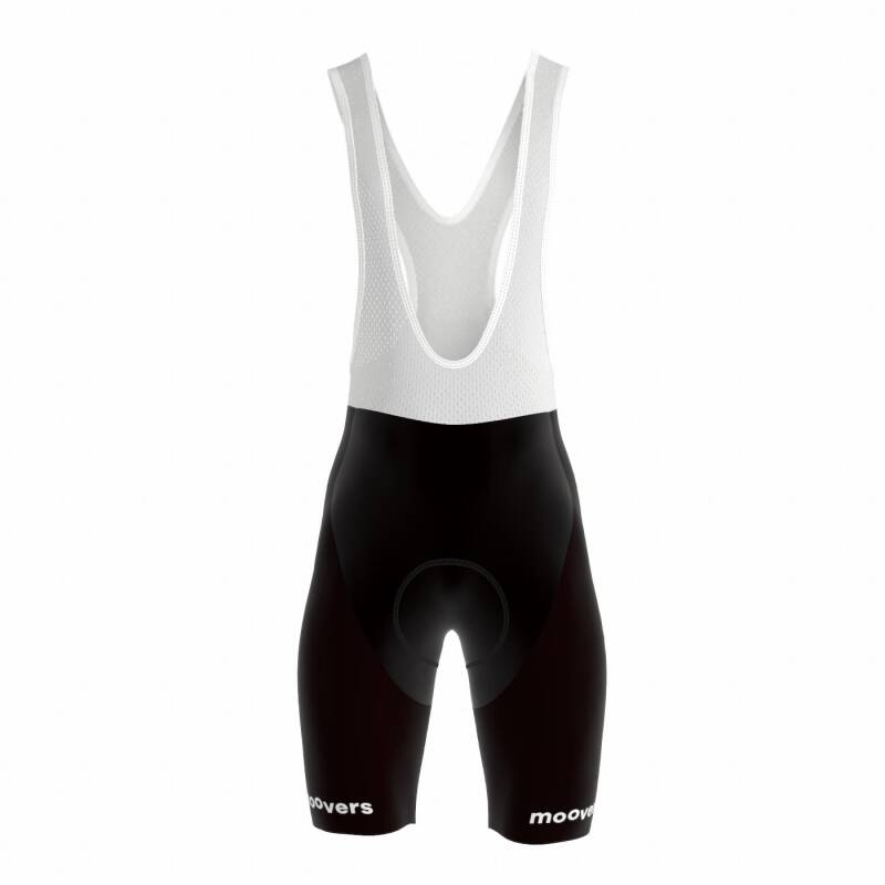 Bibshort Prof Lycra Elite - Heren
