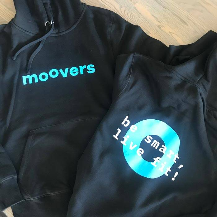 MOOVERS Sweater Dames