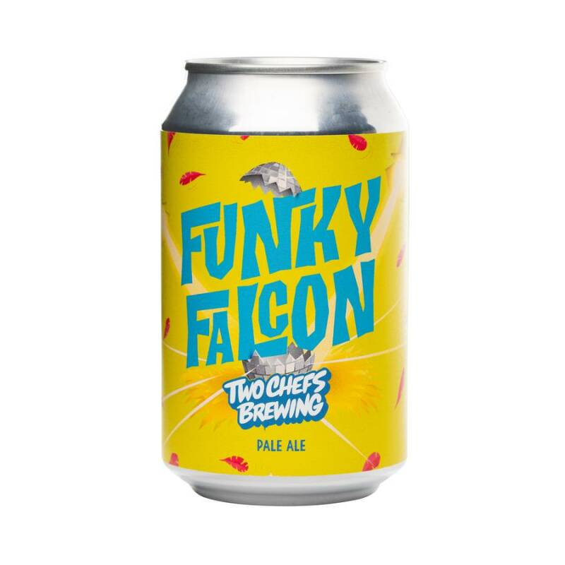Brouwerij Two Chefs Brewing- Funky Falcon