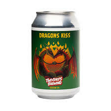 Brouwerij Two Chefs Brewing- Dragons Kiss