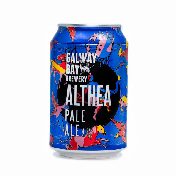 Brouwerij Galway Bay- Althea Pale Ale