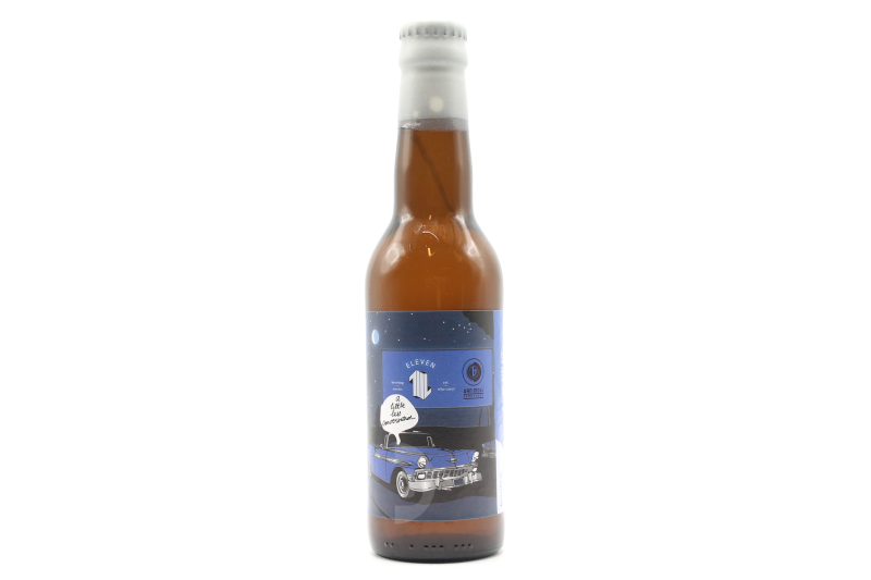 Brouwerij Eleven Brewery- a little less conversation