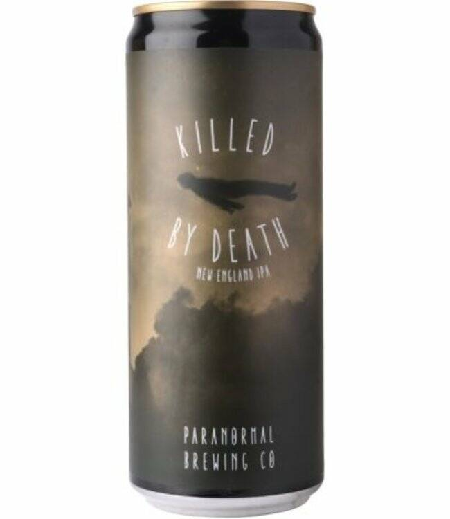 Brouwerij Paranormal- Killed by Death