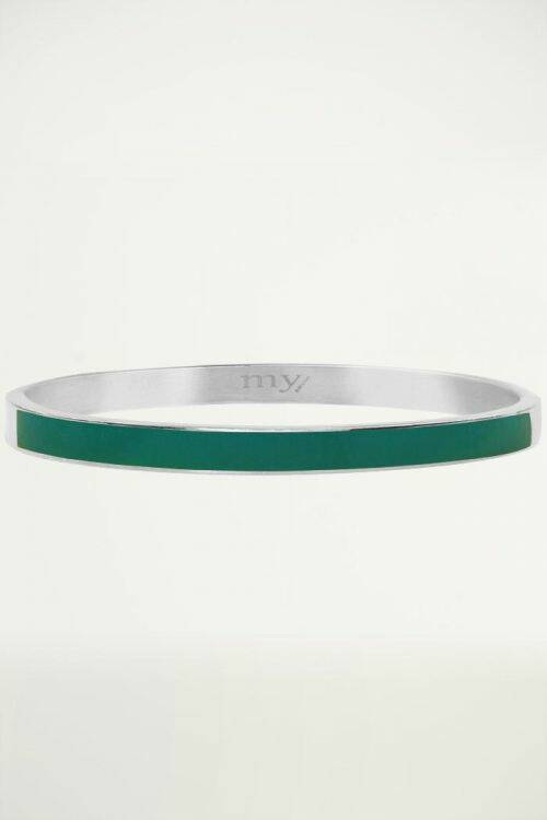 Groene bangle breed