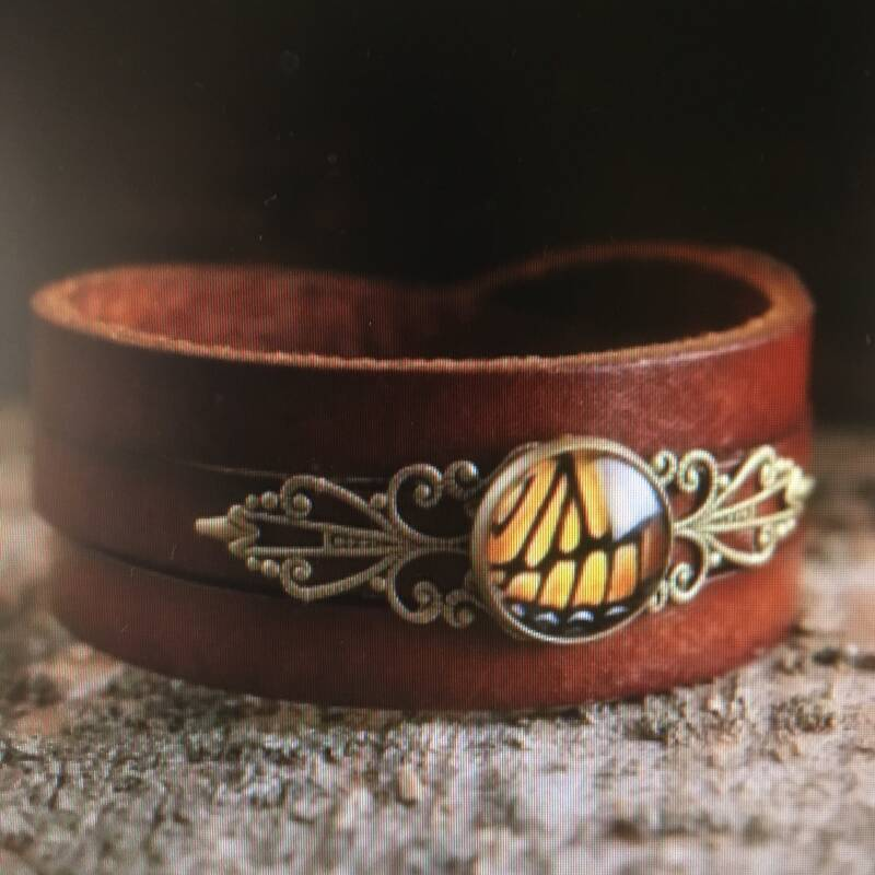 ARMBAND BUTTERFLY WING