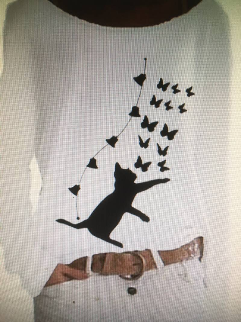 SHIRT DIERENPRINT
