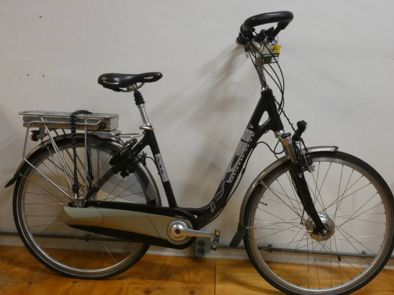 Multicycle Synergy Carbon Rohloff 14 speed!