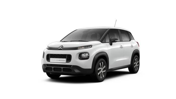 NEW Citroën C3  1.2 Aircross Compact SUV  82PK LIVE  CO²116 gr/km