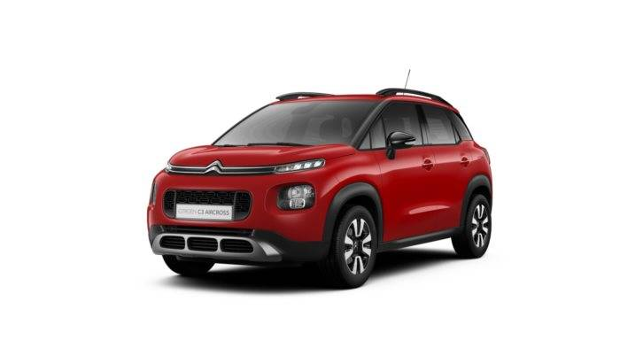 Citroën C3 Aircross 1.2 Pure Tech 110  S&S Compact SUV AUTOMAAT FEEL  Ref : GCC2240/2102061