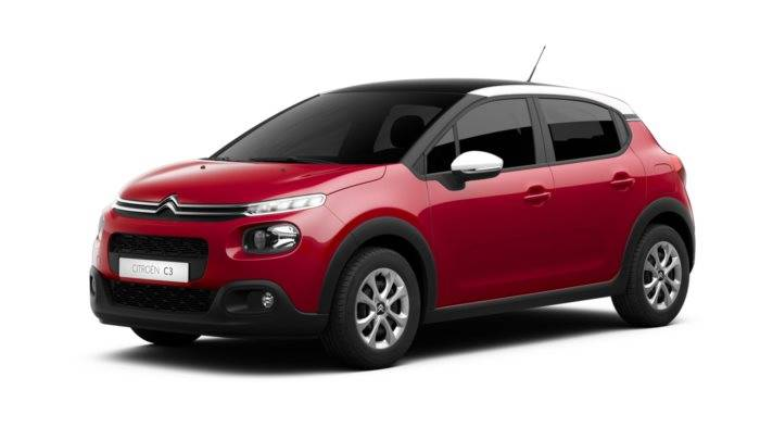 Citroën C3  1.2 Pure Tech  110 Automaat 6 FEEL  Ref : GCC2240/2202053