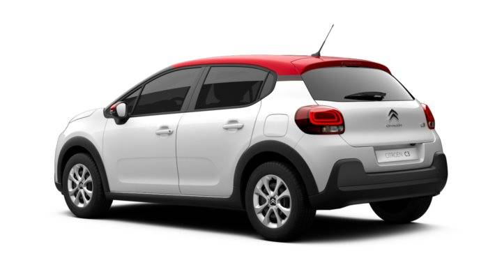 Citroën C3 1.0 PT 68 PK Feel   Ref : GCC2240/2212050