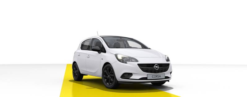 Opel Corsa COLOR EDITION 1,2L  Benzine 70 Pk  Man5   5 DEURS  CO² 126g/km Ref : GCC23110/5612039