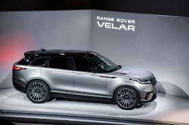 NEW RANGE ROVER VELAR P250 2.0L BENZ. TURBO 250PK CO2 184gr/km