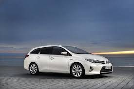 Toyota Auris Sports Tourer Cool Hybride 1.8VVTi - 180 pk CO2 81gr/km