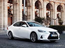 Lexus IS 300h 2.5 Benzine/Hybride 223pk CO2 104gr/km