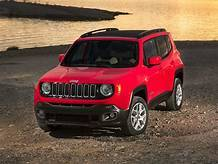 JEEP RENEGADE LIMITED 1.4 TB 16V BENZ. MULTIAIR 170PK Ref: GCC23180/7012027