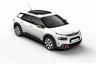 Citroën NEW C4 Cactus Compact Limousine Pure 1.2 Tech 110 S&S FEEL Ref : GCC2240/2312067