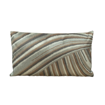 Cushion Cannes Taupe-Grey 35x60