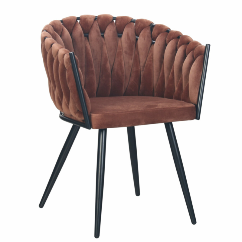 Wave Chair Copper | Pole to Pole