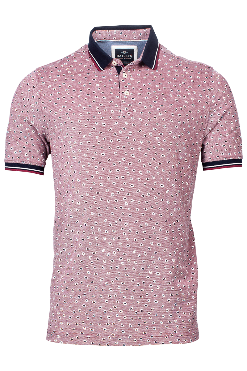 Baileys polo red plum Z120307