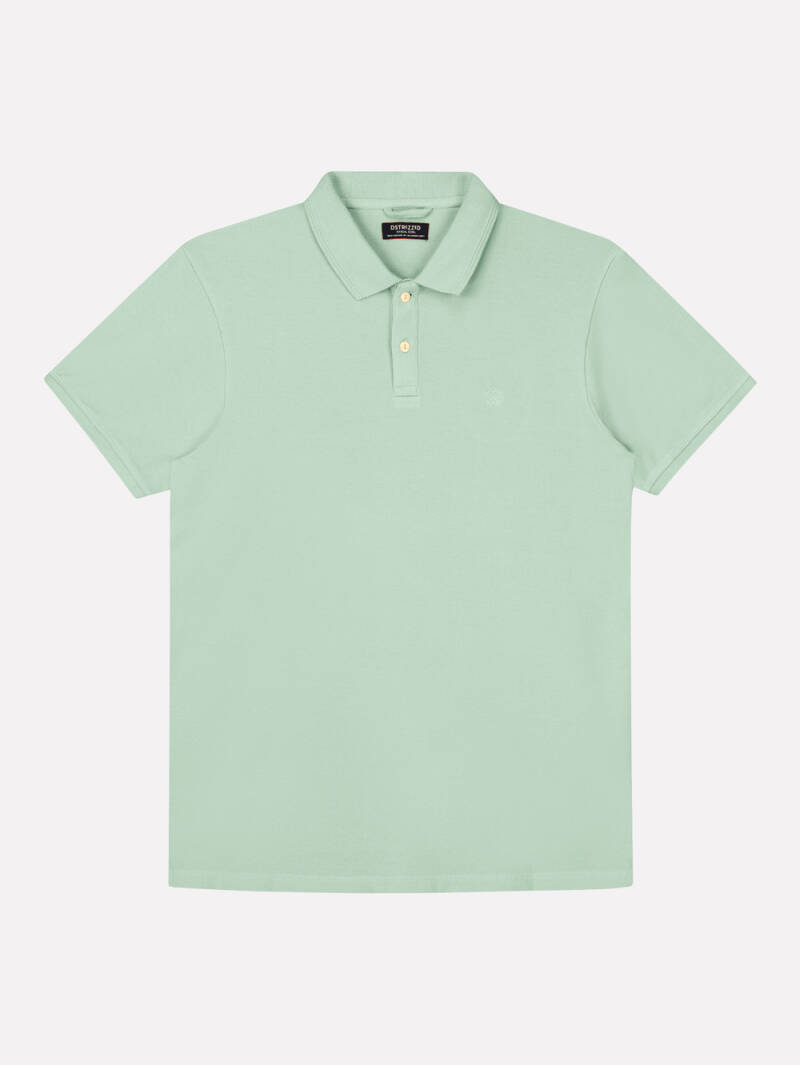 Dstrezzed Poloshirt Sea green Z70304