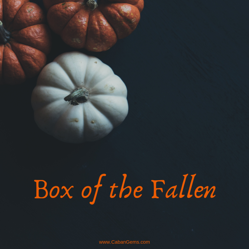 Ritueel of the fallen (Halloween)